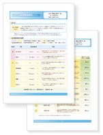 栄養解析レポート